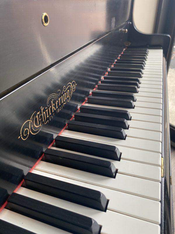 Chickering keys