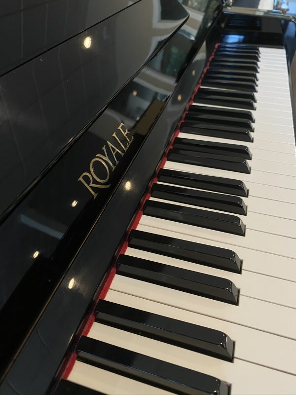 Royal DW 7 keys