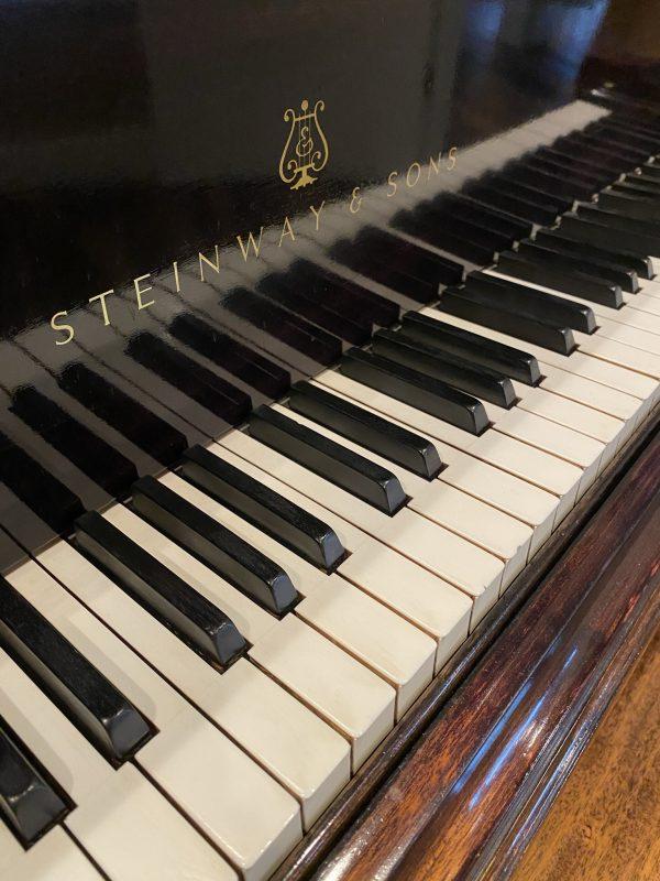 Steinway SN221327 keys