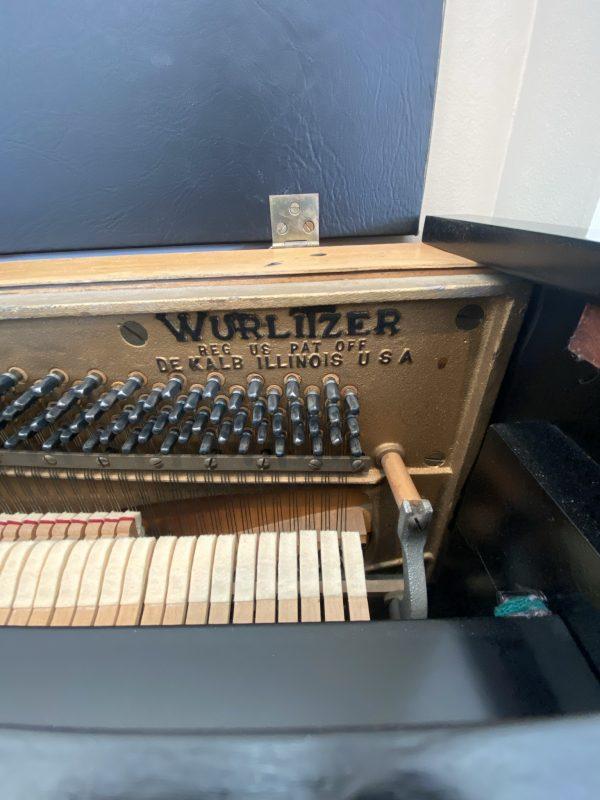 Wurlitzer SN476260 hammers